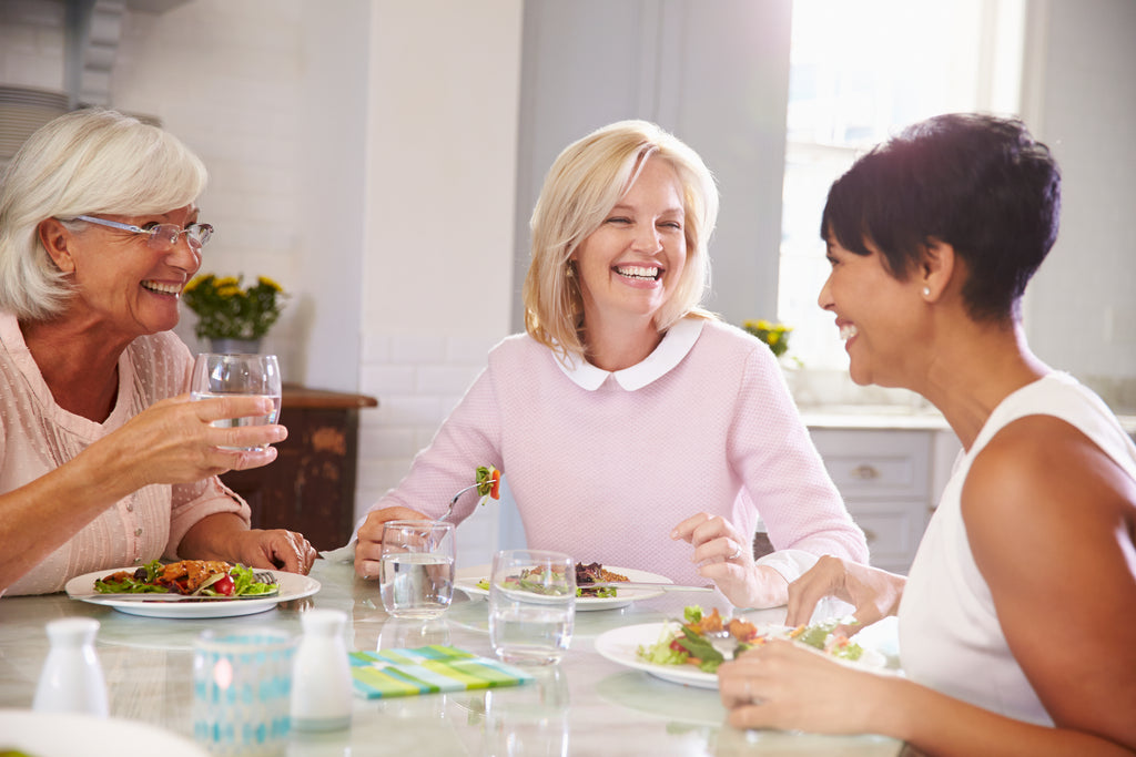 Nutrition choices for seniors