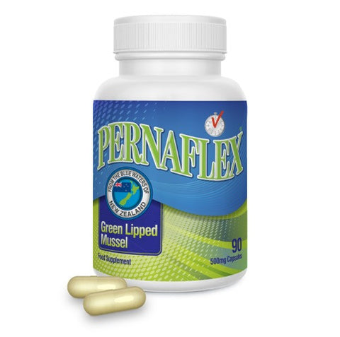 Pernaflex | Green Lipped Mussel Supplements