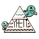 Yheti Official Merch Hat Pin