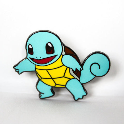 Squirtle Lapel Pin