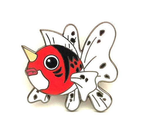 Seaking Lapel Pin