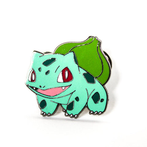 Bulbasaur Pokemon Pin