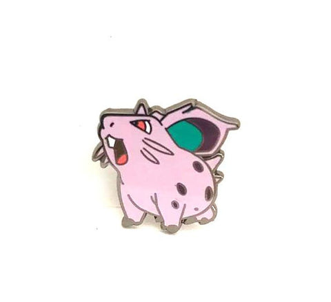 Nidoran Female Lapel Pin