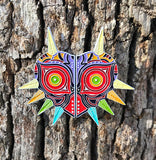 Zelda Majoras Mask Two Piece Hat Pin V3
