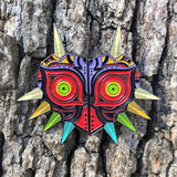 Zelda Majoras Mask Two Piece Hat Pin V2