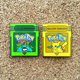 Pokemon Yellow & Green Version Hat Pins