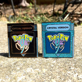 Pokemon Crystal Version Hat Pin