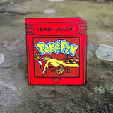 Pokemon Go Team Set Cartridge Hat Pins