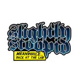 Official Merch Slightly Stoopid Hat Pin