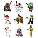 Mario Skywalker Hat Pin