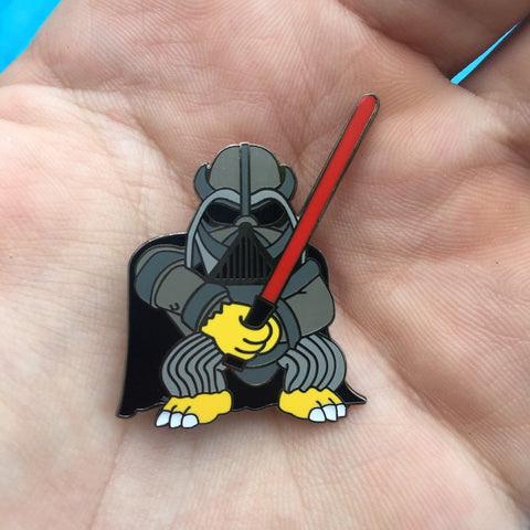 Darth Bowser Hat Pin