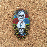 Grateful Dead Hat Pin Celebrating Fifty Years