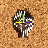 The Spun Spinner Hat Pin