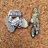 Slightly Stoopid Return of the Red Eye Bike Official Merch