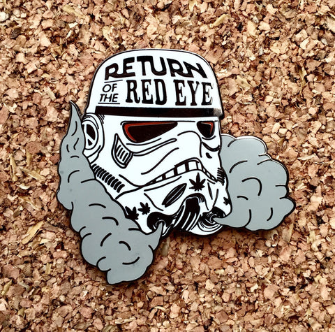 Slightly Stoopid Return of the Red Eye Mask Official Merch