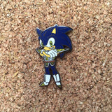 Sonic The Prince of Saiyans Hat Pin