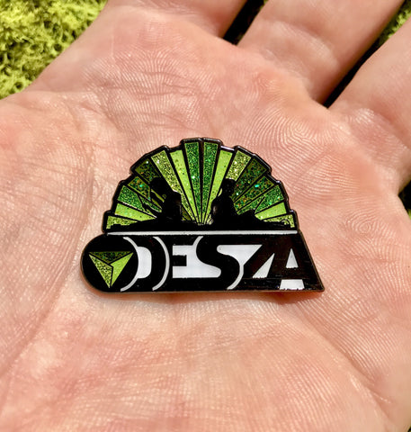 "Odesza ""Forest Edition"" Hat Pin"