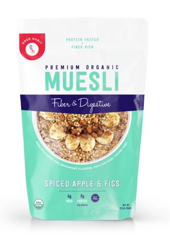 Good Habit Spiced Apple & Fig Muesli