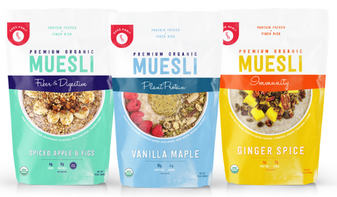 Premium Organic Muesli Bundle (Try All)