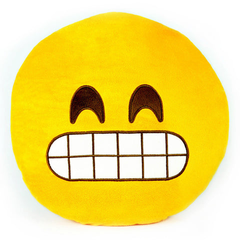 Emoji Pillows - Happy Face