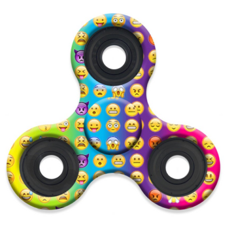 *NEW* Emoji Hand Spinner