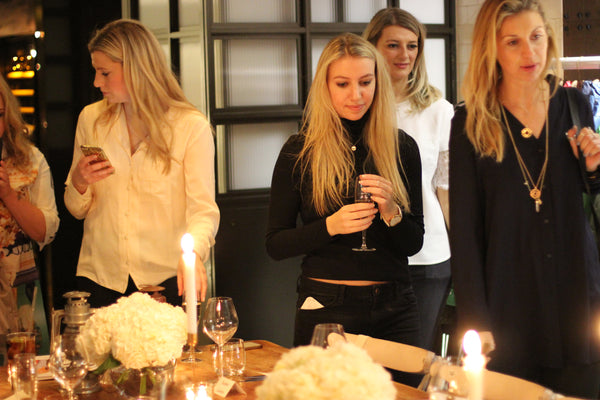 lighthouse clothing launch, duck and waffle london,