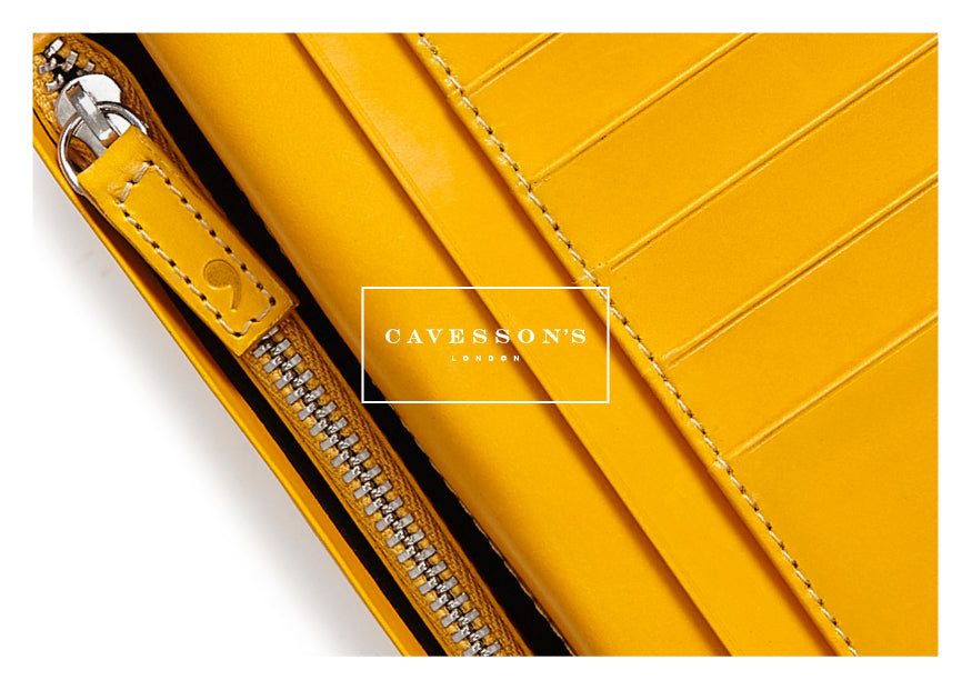 cavessons-yellow-wallet