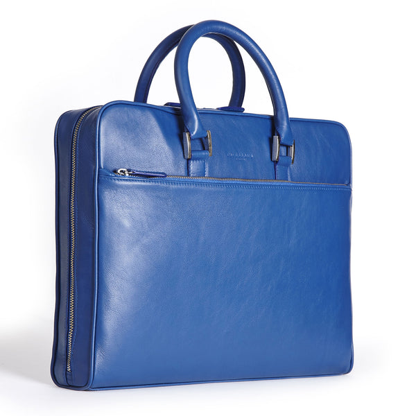 tillingham blue calf leather case side