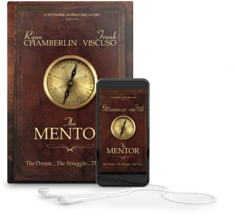 Audio Book: The Mentor - The Dream, The Struggle, The Prize