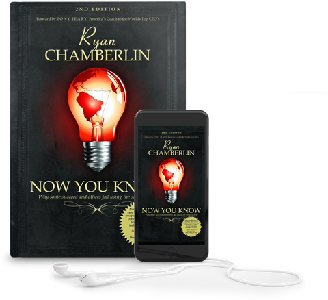 Audio Book: Now You Know - Why Some Succeed and Others Fail Using the Same System