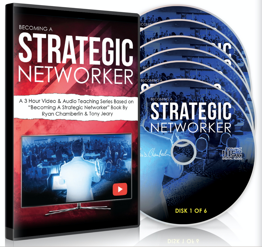 Becoming A Strategic Networker Course