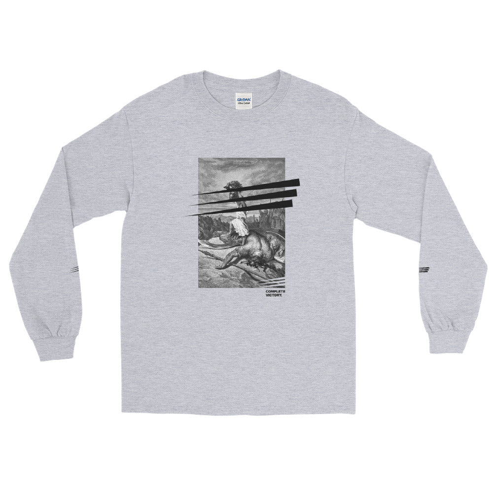 'Complete Victory'  Long Sleeve T-Shirt