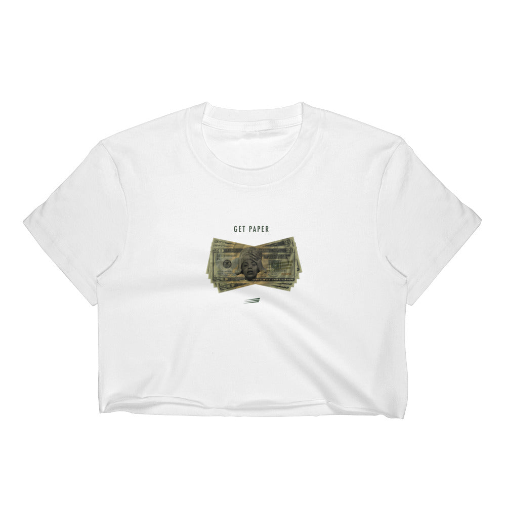 GG Get Paper Vol. II (Crop Top)