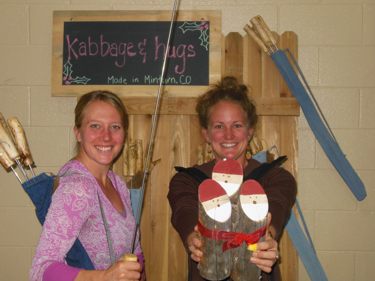 Kabbage & Hugs Minturn, Colorado