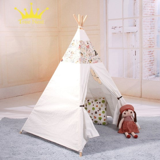 Kids Luxury Play Teepee