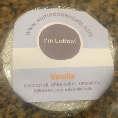 Lotion bar - travel size