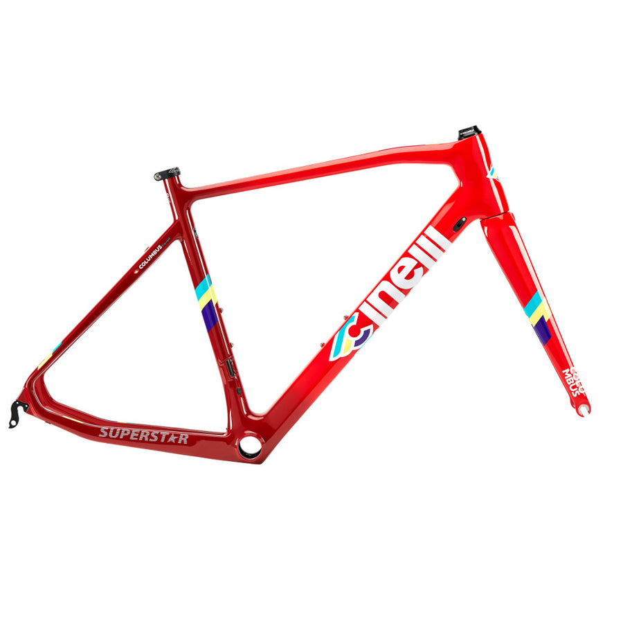 Reiðhjól - Hjól - Stell - Bike Frame - Cinelli - Superstar Caliper