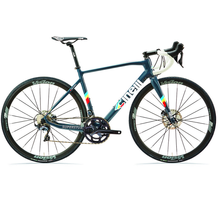 Reiðhjól - Hjól - Racer- Road Bike - Superstar Disc - Cinelli