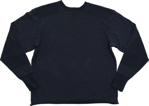 Navy Blue British Commando Sweatshirt