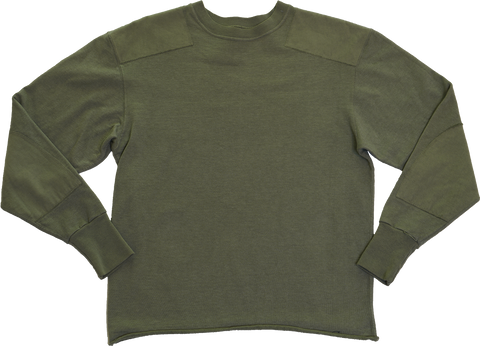 Light Green British Commando Sweatshirt