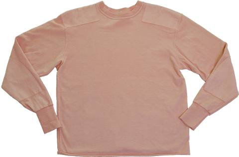 Salmon British Commando Sweatshirt