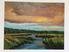 Marsh Country Print - Brittany Rawls