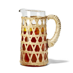 Island Chic Lattice Pitcher