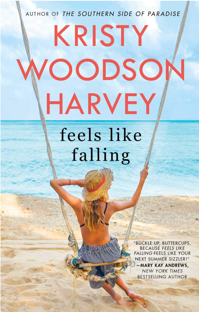Feels Like Falling - Kristy Woodson Harvey - On sale 4/28