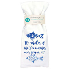 The Maker of the sea towel