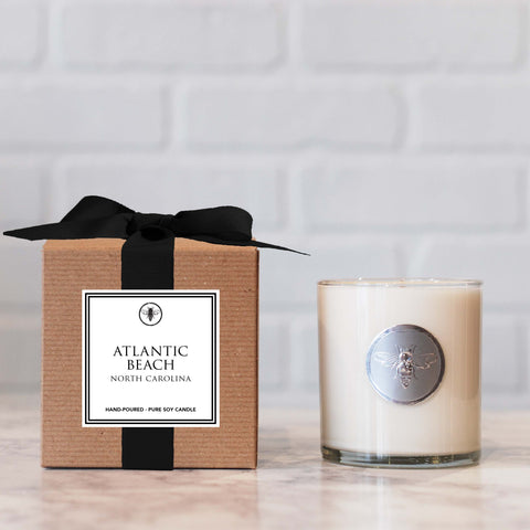 Atlantic Beach Candle, Ella B