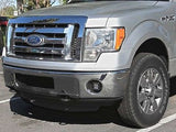 2006-2014 Ford F150 Fog Light Kit with Dually LED Lights & Mount 46527 Rigid - Mr. Motorsports