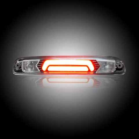 Brake Light (3rd) - CLEAR LED Ford Superduty 99-16 Part # 264116CLHP - Mr. Motorsports