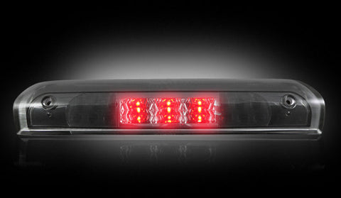 Brake Light (3rd) - SMOKED Dodge RAM 02-09 Part # 264118BK - Mr. Motorsports