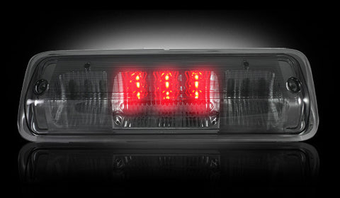 Brake Lights (3rd) - SMOKED Fits Ford 04-08 F150 & Explorer Sport Trac 06-10 Part # 264124BK - Mr. Motorsports